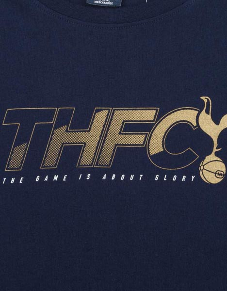 Spurs Adult THFC The Game Is About Glory T-Shirt
