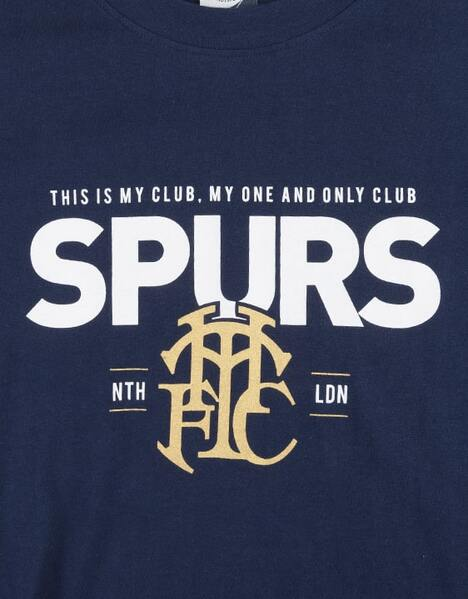 Spurs Mens This Is My Club T-Shirt