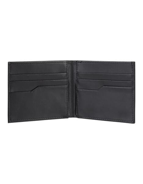 LEATHER BELT AND WALLET SET