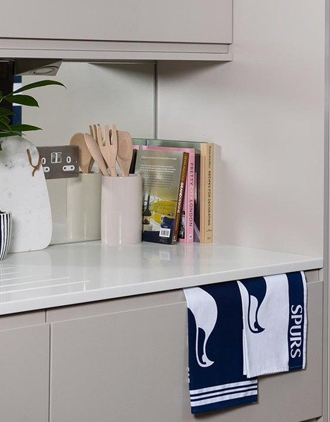 STRIPE 2PK TEA TOWELS