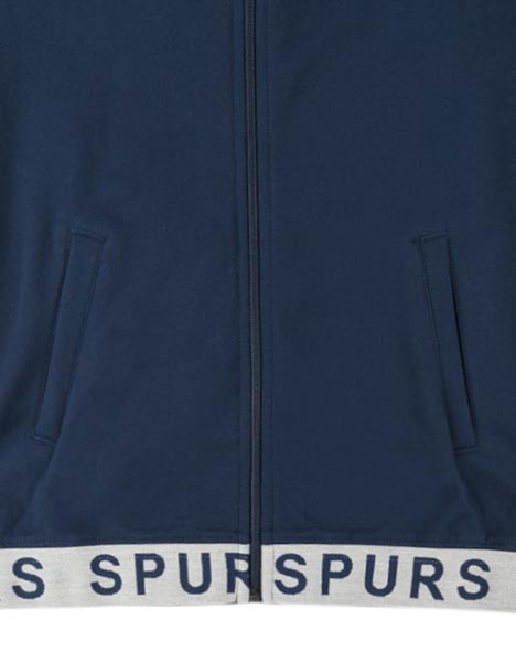 Youth Boys Spurs Trim Hoodie