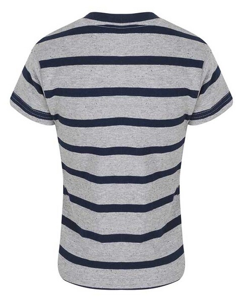 Salt and Pepper Stripe T-Shirt