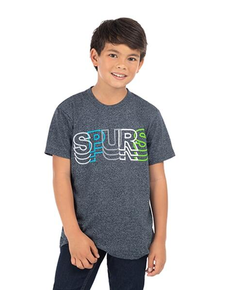 Youth Boys Overlaping T-Shirt