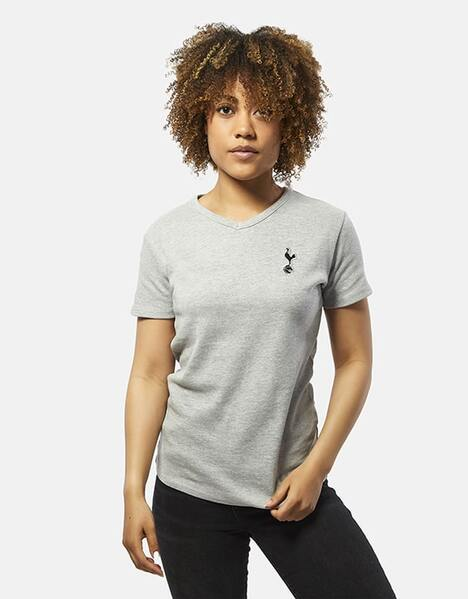 Spurs Womens Essential V-Neck T-Shirt