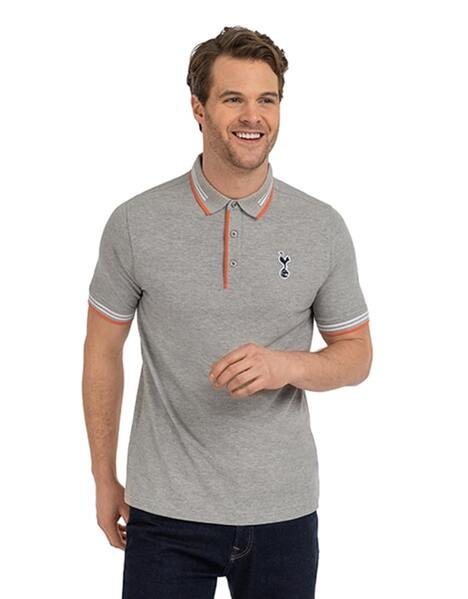 Spurs Mens Tipping Detail Polo