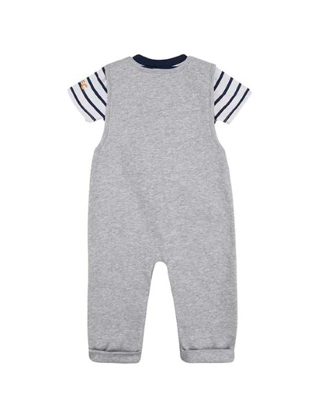 Spurs Baby Boy THFC Dungaree Set