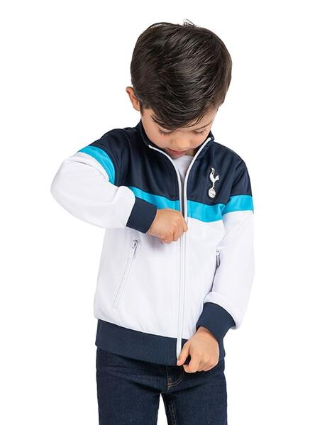 Kids Boys Colour Flash Zip Up Jacket