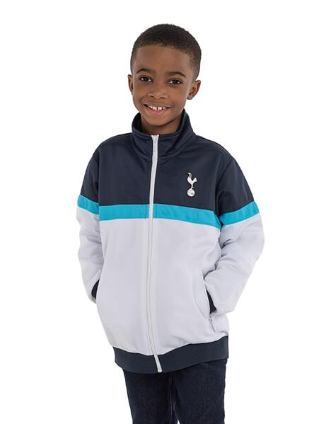 Youth Boys Colour Flash Zip Up Jacket