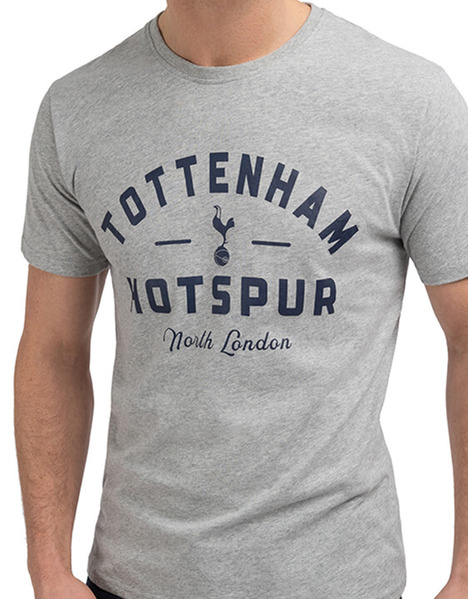Spurs Mens North London T-Shirt