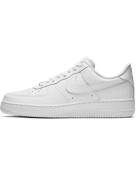 Nike Mens Air Force 1 '07 Leather Trainers