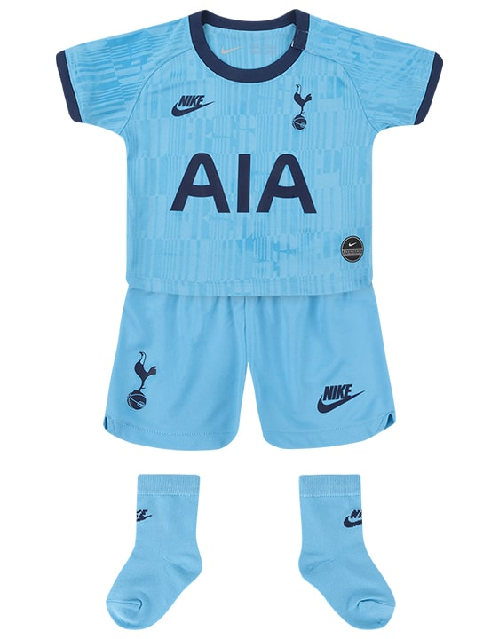 Baby Spurs Third Kit 2019 20 Official Spurs Shop Free Delivery
