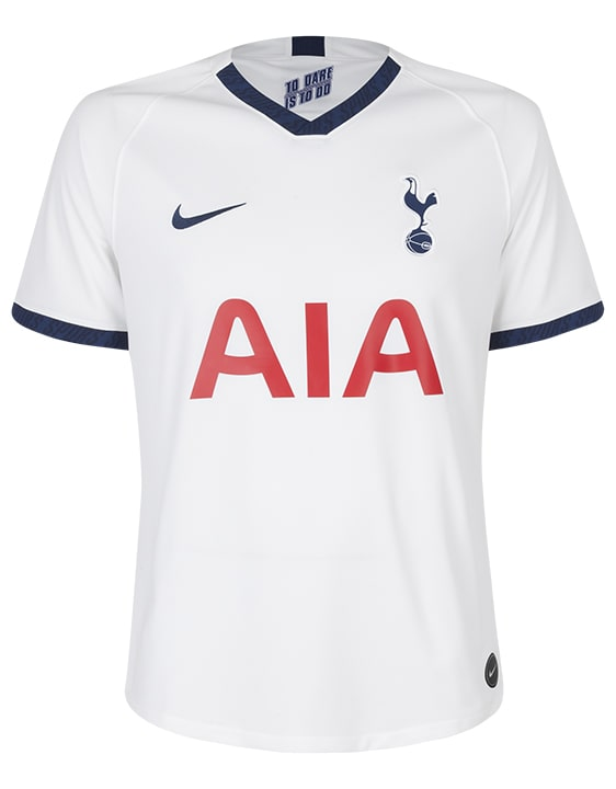 Mens Spurs Home Shirt 2019 20 Official Spurs Shop Free Delivery