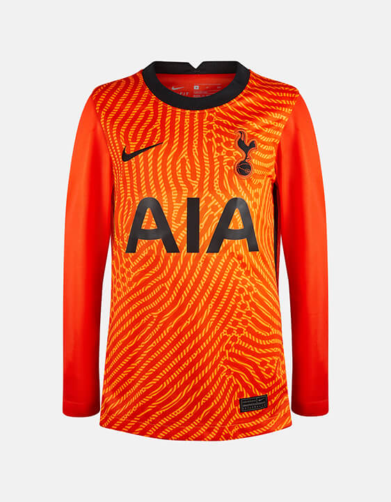 Youth Spurs Home Goalkeeper Shirt 2020 21 Home Kit 2020 21 Official Spurs Shop