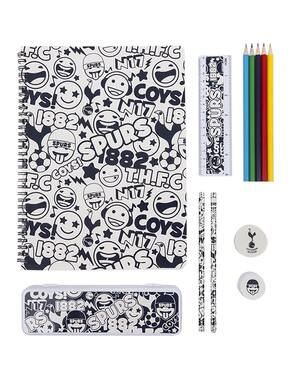 Spurs Large Character Stationery Set