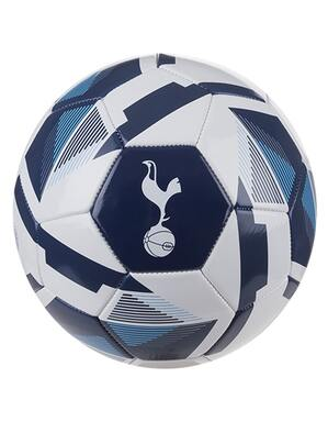 Spurs Cyan Reflex Size 5 Football