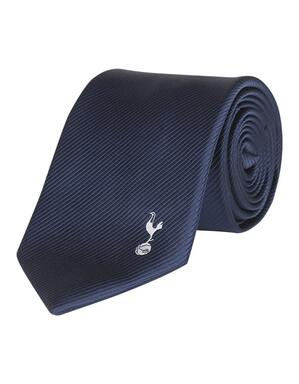 Spurs Mens Navy Tie