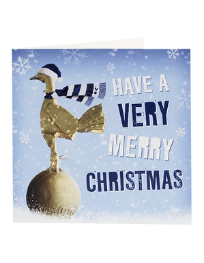 Spurs 10 Pack Christmas Cards