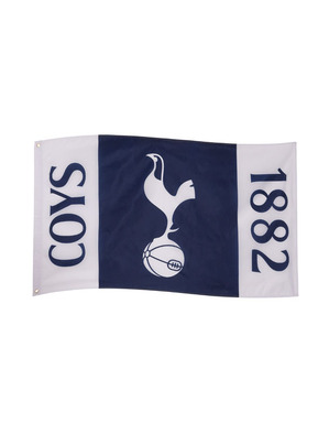 Spurs COYS 1882 flag
