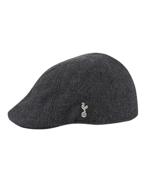 Spurs Adult Grey Gatsby Cap