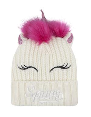 Spurs Kids Unicorn Hat