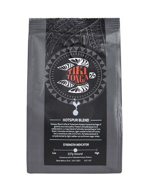 Spurs Hotspur Blend Ground Coffee