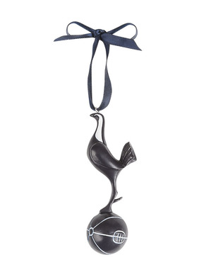 Spurs Crest Hanging Ornament