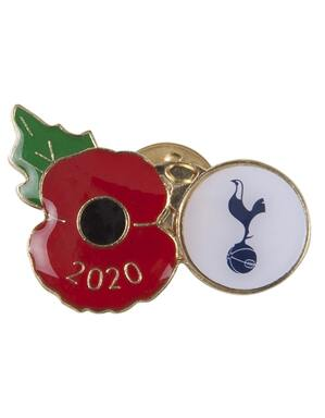 Spurs Poppy Pin Badge 2020