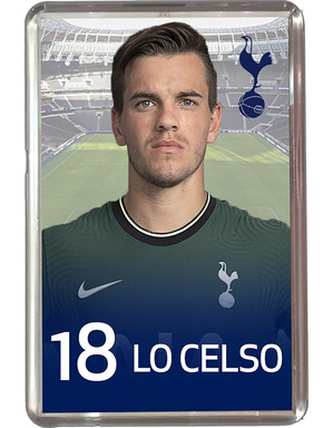 Spurs Lo Celso 2020/21 Magnet