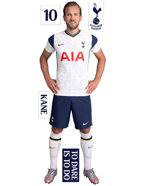 Spurs Harry Kane Wall Sticker