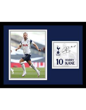 Harry Kane Framed Picture 2020/21