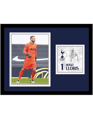 Lloris 2020/21 Framed Picture