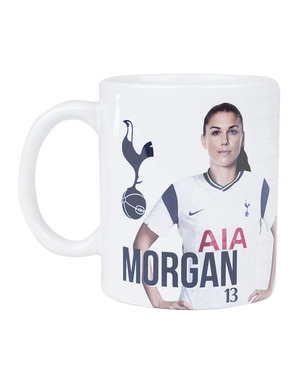 Spurs 2020/21 Alex Morgan Mug