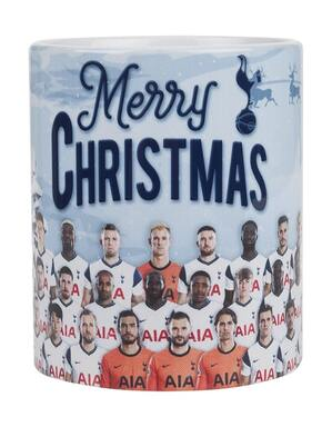 Spurs Team Christmas Mug 2020