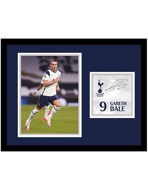 Gareth Bale Framed Picture 2020/21