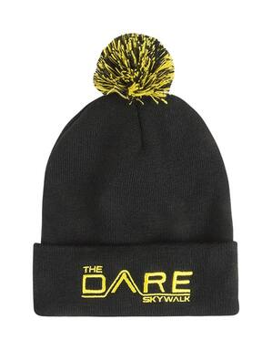The Dare Skywalk Bobble Hat
