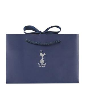 Spurs Navy Extra Small Gift Bag