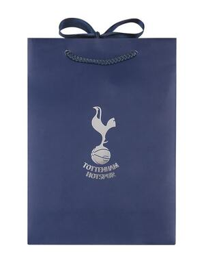 Spurs Navy Small Gift Bag