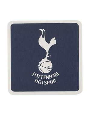 Spurs pack of 10 Card Bar Mats