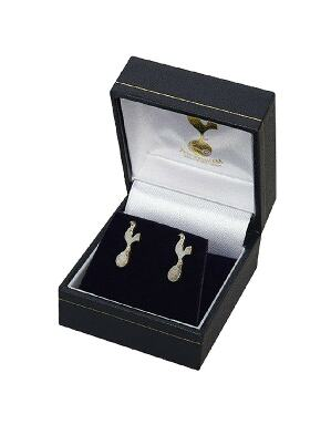 Spurs Crest Stud Earrings (Pair)