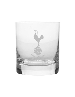 Spurs 8oz Crystal Tumbler