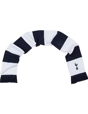 Spurs Crest Bar Scarf