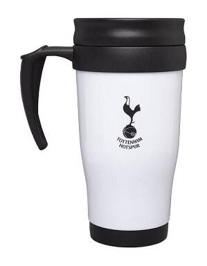 Spurs Crest Travel Mug