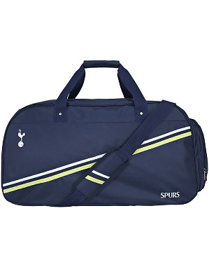 Spurs Navy Holdall
