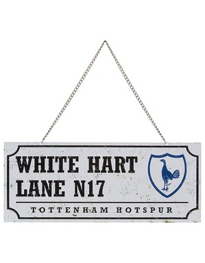 Spurs Weathered Street Sign