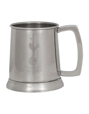 Spurs Stainless Steel Tankard