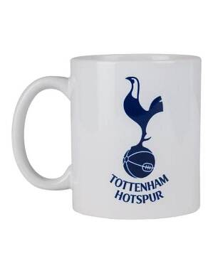 Spurs Club Badge Mug