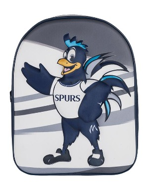 Spurs Chirpy Moulded Backpack