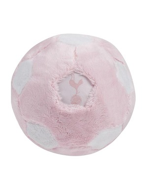 Spurs Pink Snuggles Football