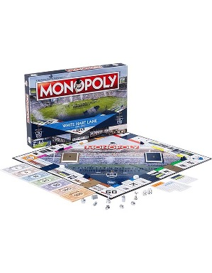 Spurs Monopoly The Lane Edition