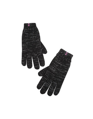 Spurs Girls Glitter Gloves